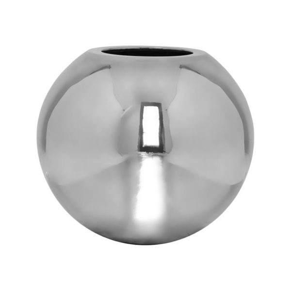 bolpot zilver 50 cm