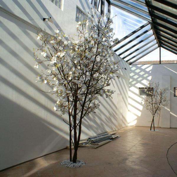 kunst magnoliaboom 400cm