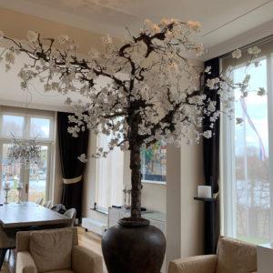kunstbloesemboom wit