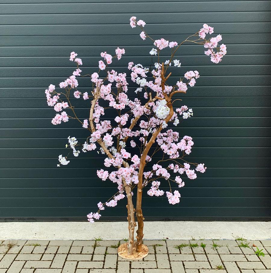 Ongekend Hoge vertakte bloesemboom   Kunst bloesembomen YA-65