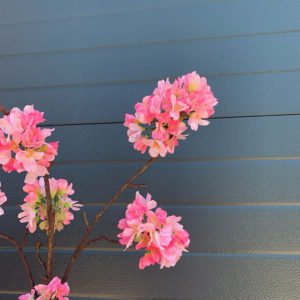 roze kunstbloesemtak